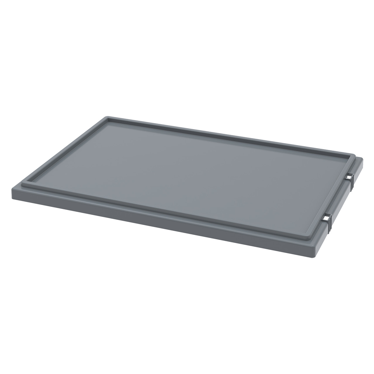 Lid for Nest & Stack Totes 35300, Gray  35301GREY