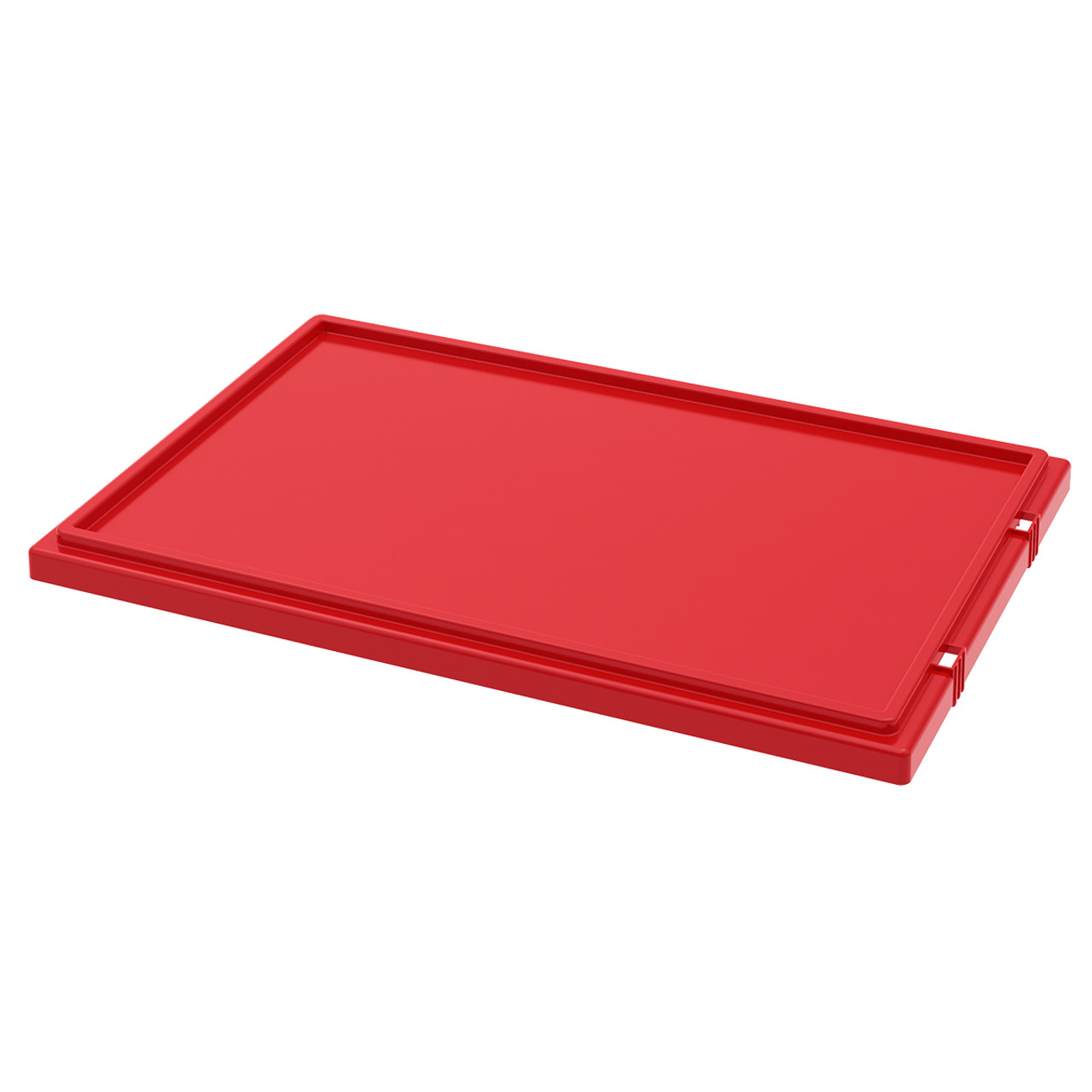 Lid for Nest & Stack Totes 35300, Red  35301RED