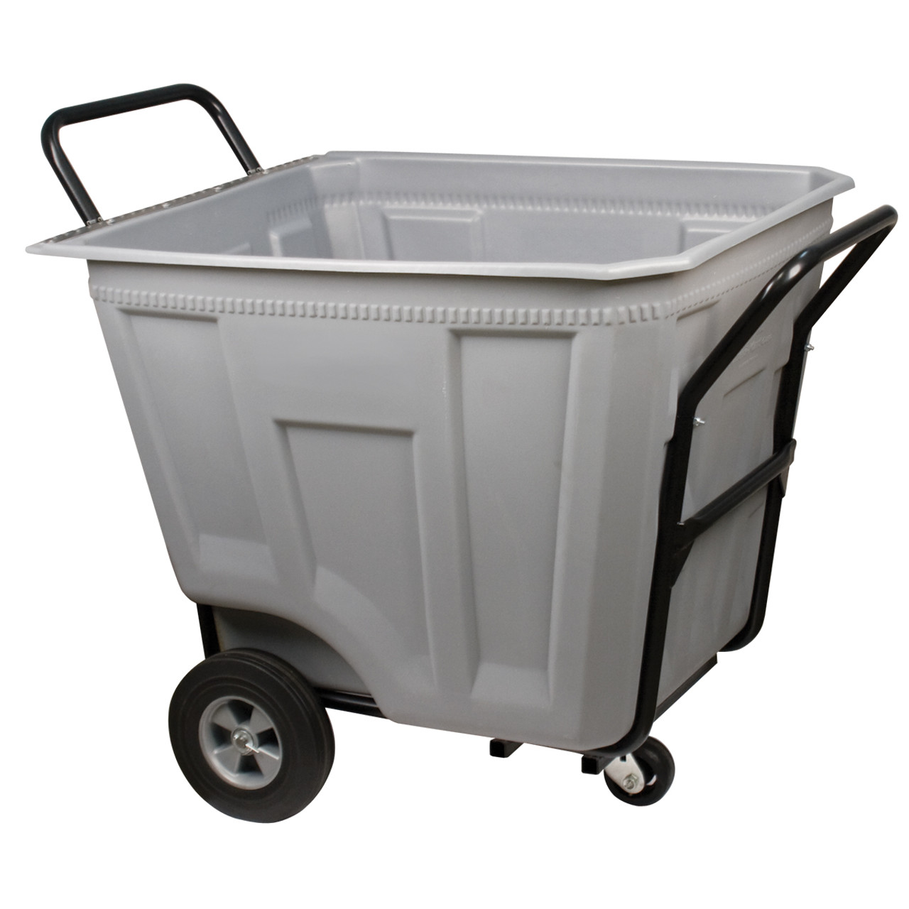 Cart, Akro-Cart HD 90 Gal 76590GREY