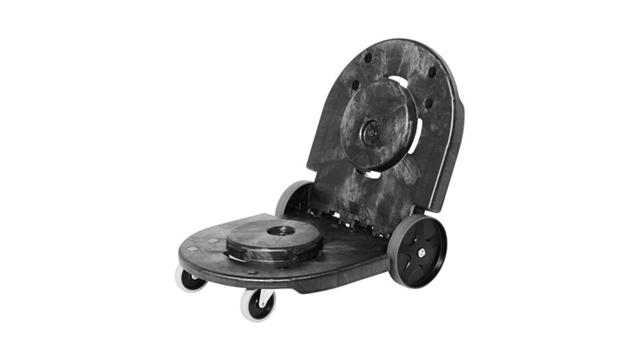 Rubbermaid Tandem Dolly, Two-Container
