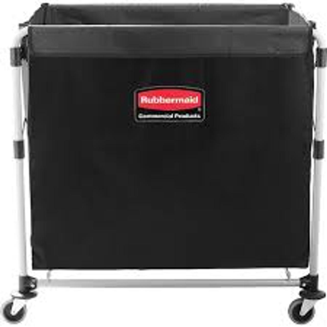 Rubbermaid Commercial Collapsible X-Cart (8 Bushel)