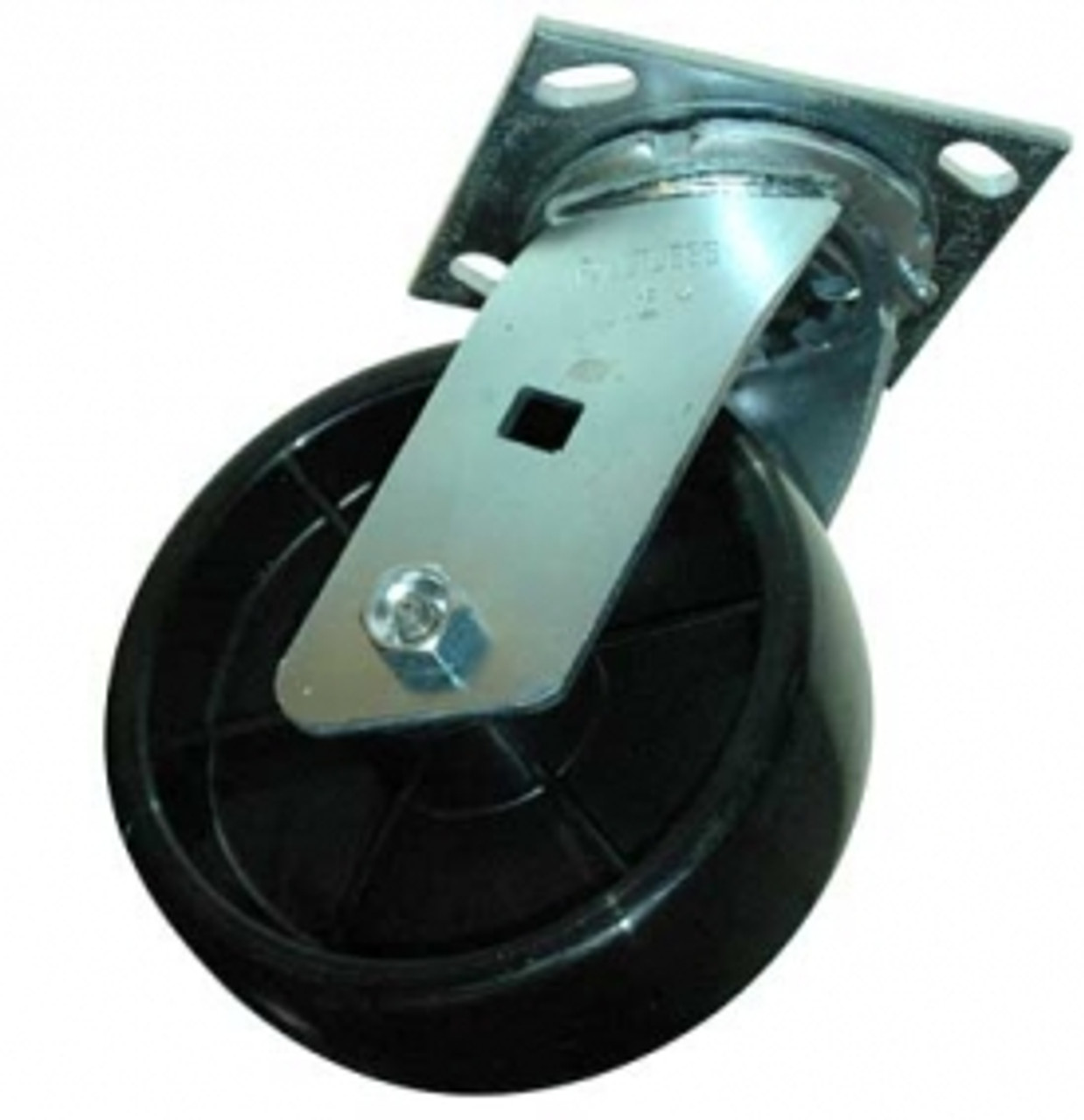 """Swivel 6"""" Caster  With Hardware"""