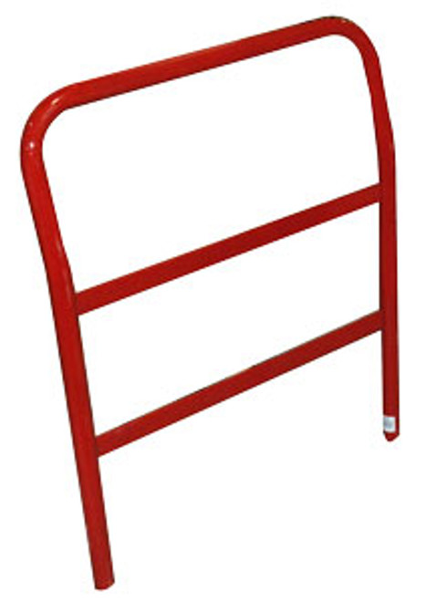 Rubbermaid replacement crossbar Handle red