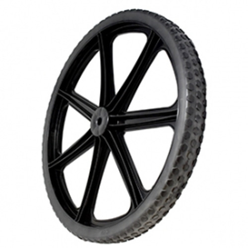 Rubbermaid replacement wheel FG7888M1BLA