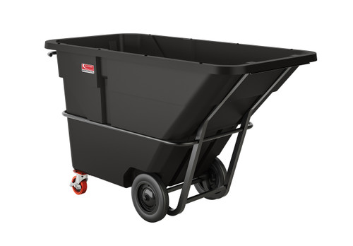 Suncast 1-1/2 Cubic Yard Heavy Duty Tilt Truck - Heavy Duty