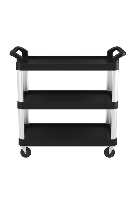 RESTAURANT/SERVICE CART - 3 SHELF 20X40