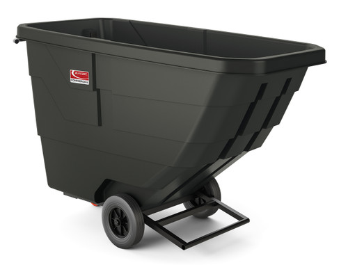 Suncast 3/4 Cubic Yard - Light Duty Tilt Truck