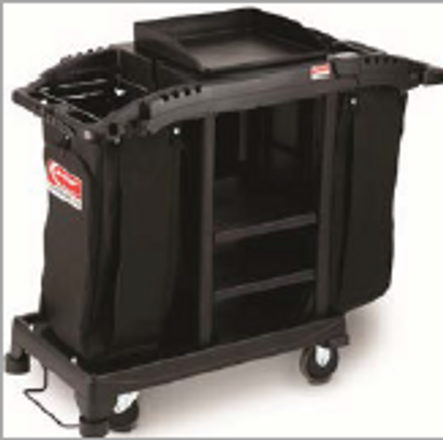 Compact Standard Housekeeping cart