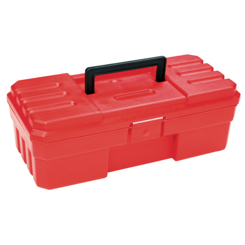 Tool Box, ProBox Toolbox 6 x 12 x 4, Red  09912