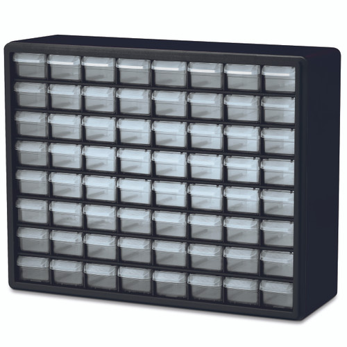 Cabinet, Plastic Storage Cabinet 64 Drawer 10164