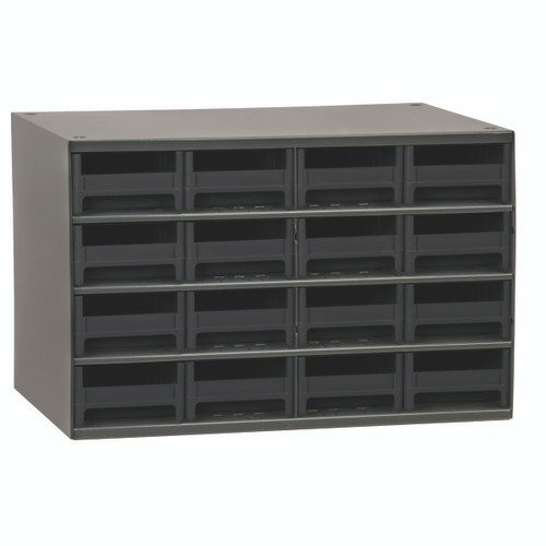 Cabinet, 19-Series Steel Cabinet w/ 16 Drawers  19416BLK