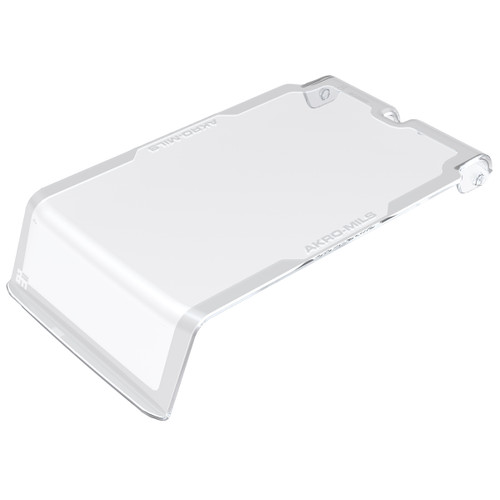 Lid for AkroBin 30220, Clear  30221CRY