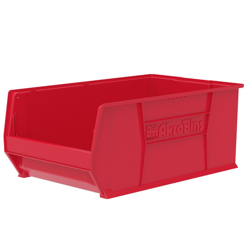 Bin, Super Size AkroBin 29-1/4 x 18-3/8 x 12  30290RED