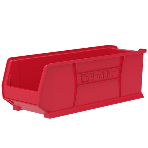 Bin, Super Size AkroBin 29-7/8 x 11 x 10  30292RED