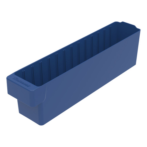 Drawer, AkroDrawer 17-5/8 x 3-3/4 x 4-5/8, Blue  31148BLU
