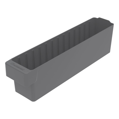 Drawer, AkroDrawer 17-5/8 x 3-3/4 x 4-5/8, Gray  31148GRY