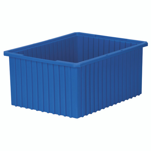 Grid Box, Akro-Grid  Box 22-3/8 x 17-3/8 x 10  33220BLUE
