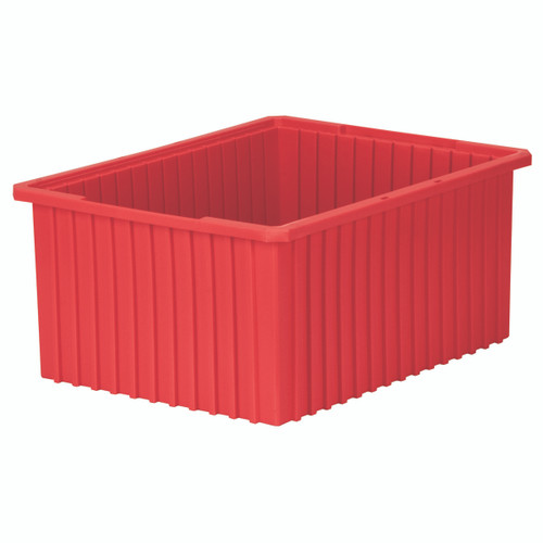 Grid Box, Akro-Grid  Box 22-3/8 x 17-3/8 x 10  33220RED