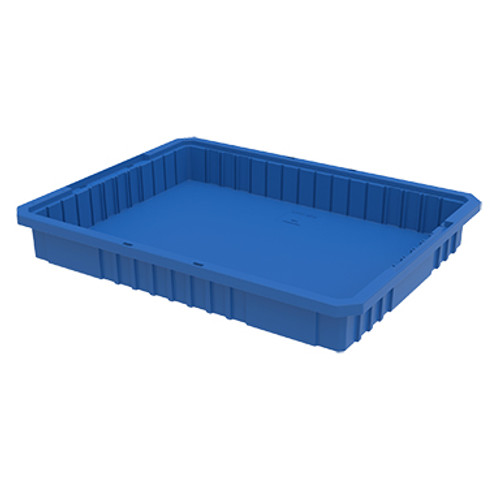 Grid Box, Akro-Grid  Box 22-1/2 x 17-3/8 x 3  33223BLUE