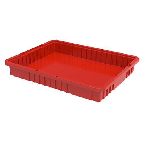Grid Box, Akro-Grid  Box 22-1/2 x 17-3/8 x 3  33223RED