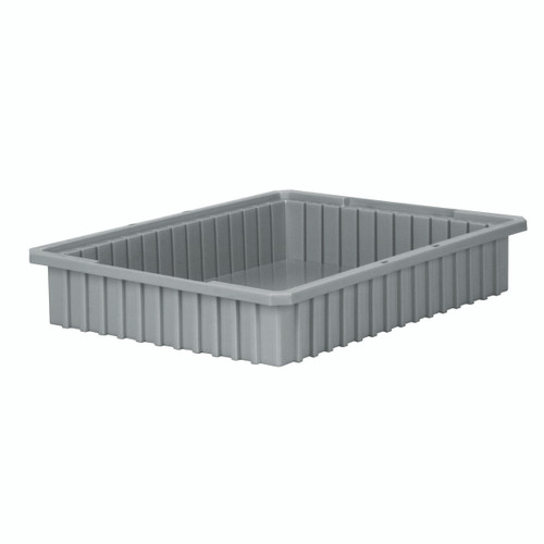 Grid Box, Akro-Grid  Box 22-3/8 x 17-3/8 x 4  33224GREY
