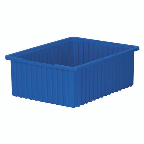 Grid Box, Akro-Grid  Box 22-3/8 x 17-3/8 x 8  33228BLUE