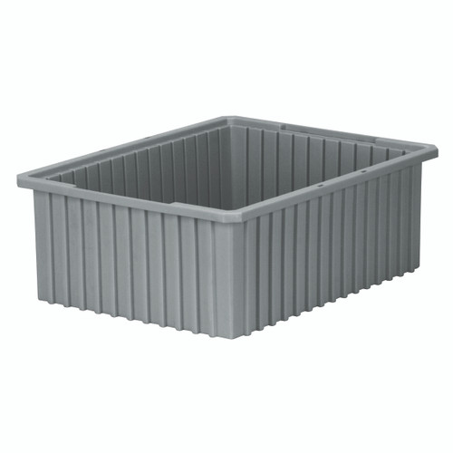 Grid Box, Akro-Grid  Box 22-3/8 x 17-3/8 x 8  33228GREY