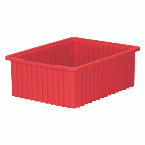 Grid Box, Akro-Grid  Box 22-3/8 x 17-3/8 x 8  33228RED