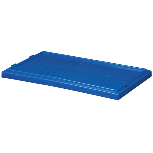 Lid for Nest & Stack Totes 35180/35185  35181BLUE
