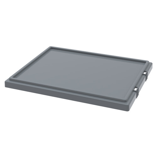 Lid for Nest & Stack Totes 35190/35195  35191GREY