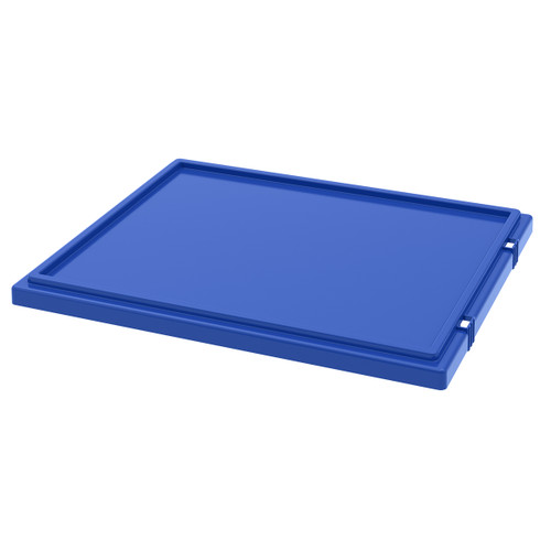 Lid for Nest & Stack Totes 35225/35230  35231BLUE