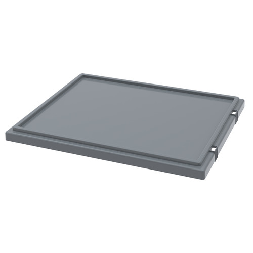 Lid for Nest & Stack Totes 35225/35230  35231GREY