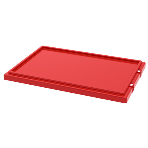 Lid for Nest & Stack Totes 35240, Red  35241RED