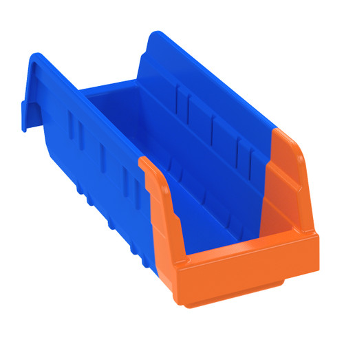 Bin, Indicator Bin 11-5/8 x 4-1/4 x 4/Orange  36442BLUE
