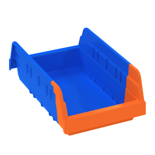Bin, Indicator Bin 11-5/8 x 6-3/4 x 4/Orange  36462BLUE