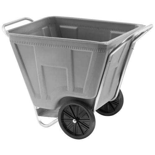 Cart, Akro-Cart 90 Gal, 30-1/2 x 47 x 39-1/2  76490GREY