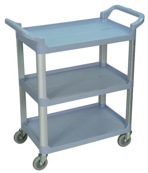 Serving Cart 3 shelves GRAY SC12-G