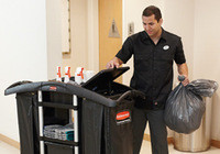 Cleaning and Janitorial Carts