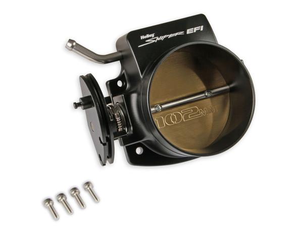 Holey Sniper Throttle Body Black 102mm 4 Bolt