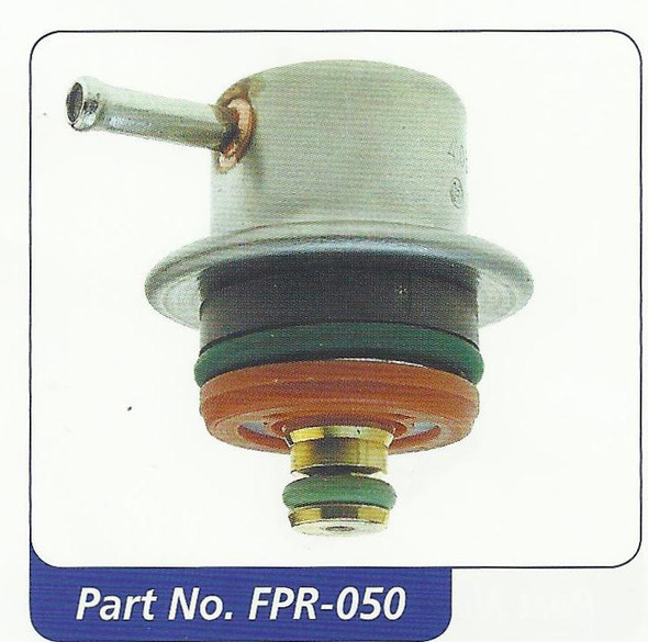 Fuel Pressure Regulator FPR-050