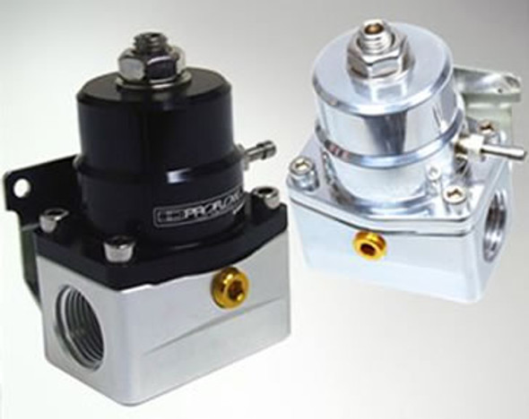 Fuel Regulator EFI Adjustable A1000 -6 Polished