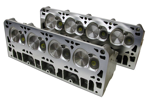 """GMM CNC Ported LS1 (241) Heads & Valves - Pair - """"Change Over"""""""