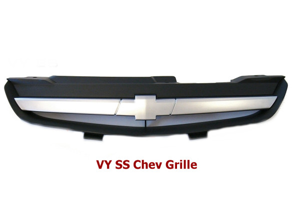 Grille suit VY SS Chev Satin