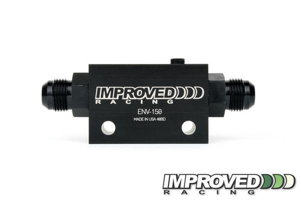 Improved Racing Duel Inline Oil Sensor Manifold Block ENV-150