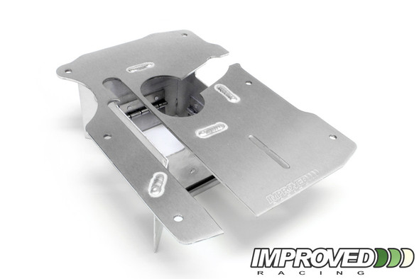 Improved Racing Oil Pan Baffle VY-VZ Commodore