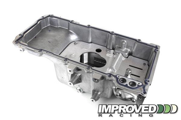 Improved Racing VE - VF Baffled Oil Pan Complete