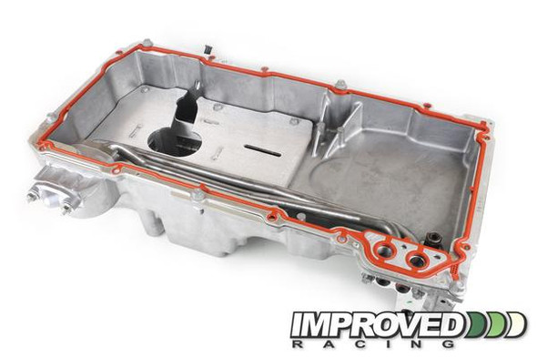 Improved Racing Vt - VZ Baffled Sump Complete