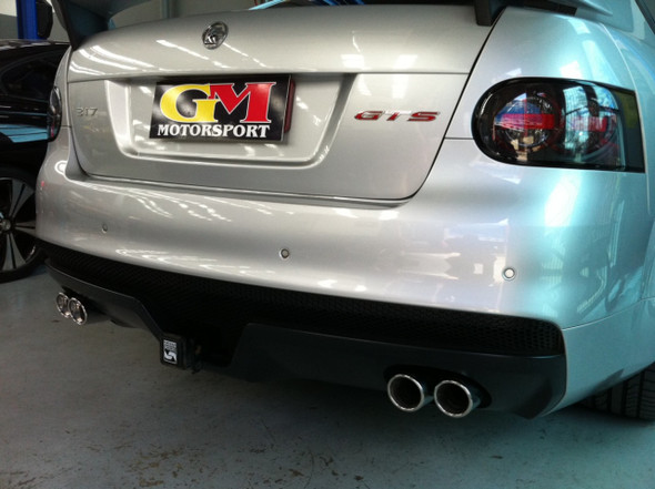 "Manta Formerly Known As Di Filippo VE & VF V8 2.5"" Cat Back Exhaust"