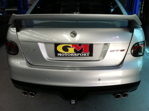 """Manta Formerly Known As Di Filippo VE & VF V8 3"""" Cat Back Exhaust"""