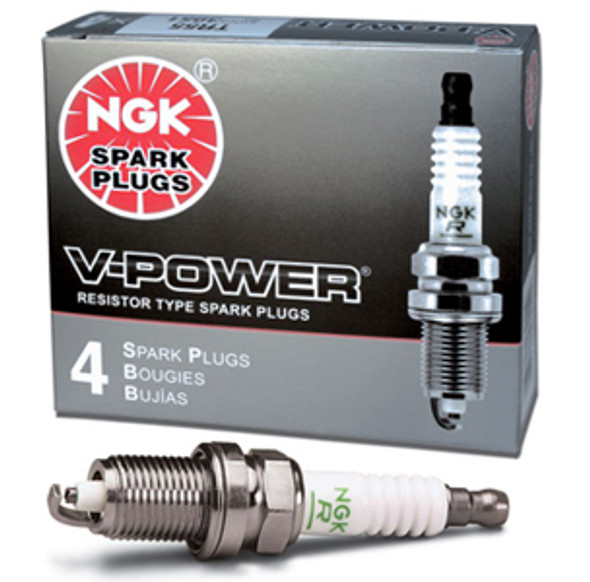 NGK TR6 Spark Plugs Set of 8